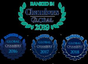 Chambers Global Guide e Chambers