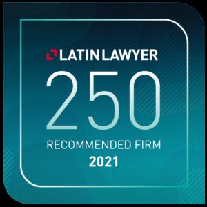 Latin Lawyer 250, edição 2021