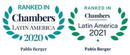 Chambers & Partnersc - 2020 e 2021