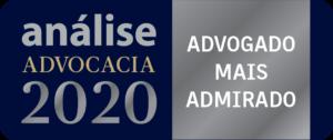 Análise Advocacia 2020 - Advogado mais admirado